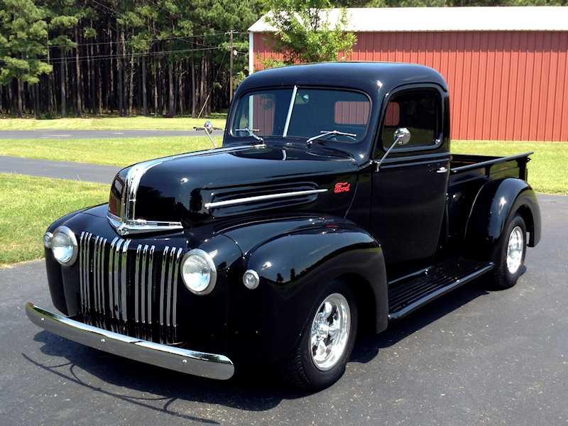 Ford Truck 1947 foto - 3