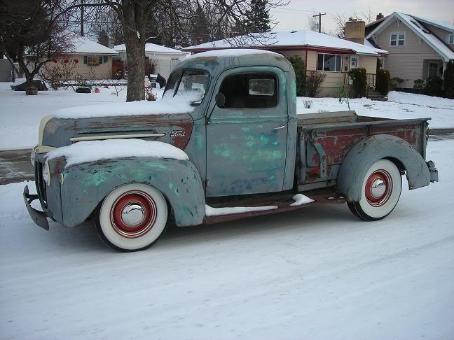 Ford Truck 1947 foto - 4