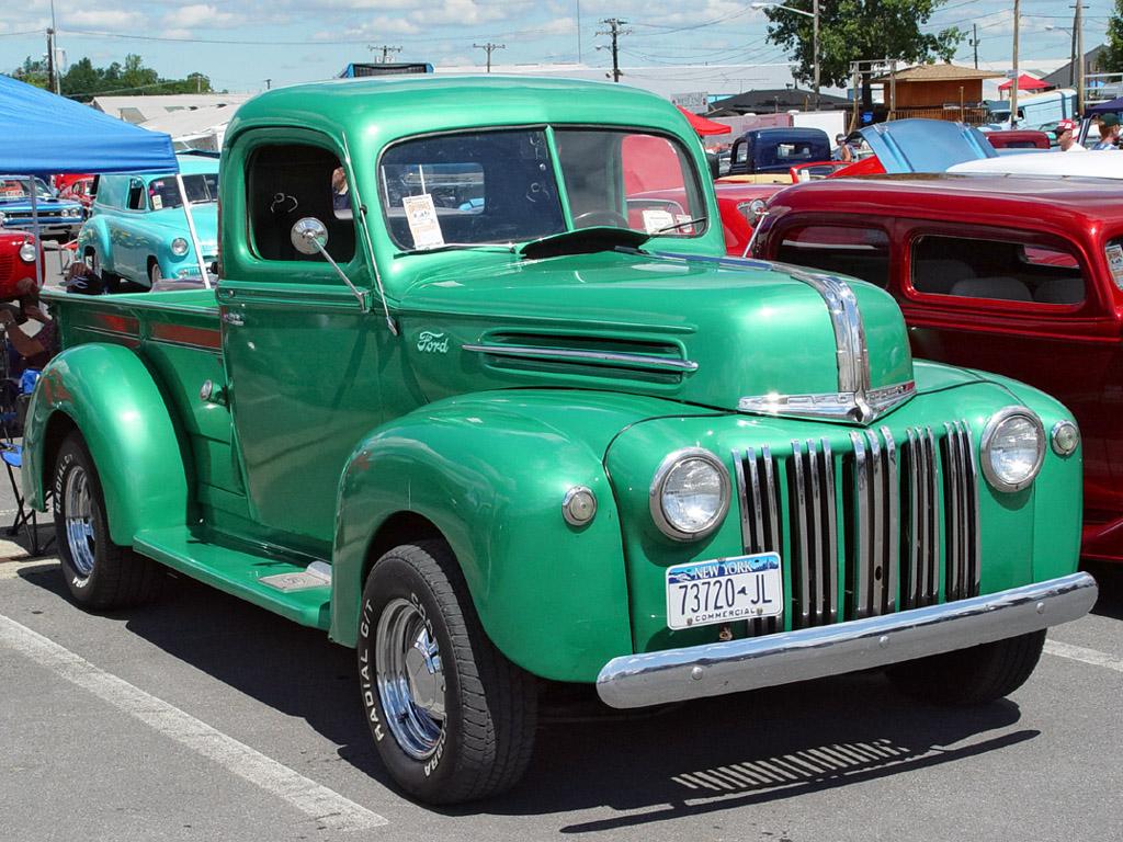 Ford Truck 1947 foto - 5