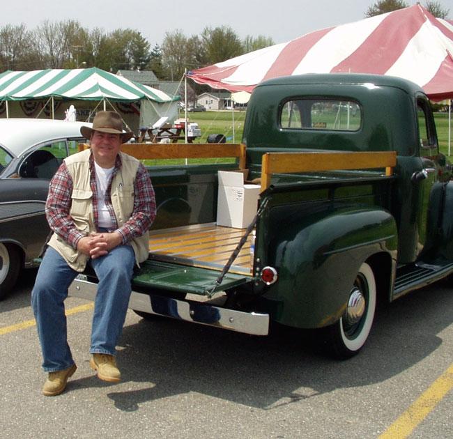 Ford Truck 1948 foto - 4