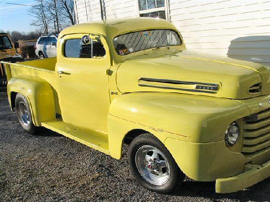 Ford Truck 1948 foto - 5