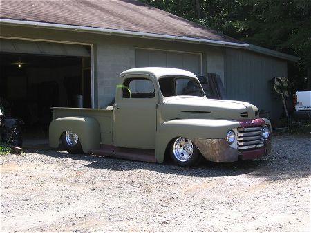 Ford Truck 1949 foto - 1