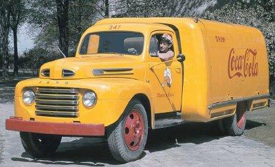Ford Truck 1949 foto - 3