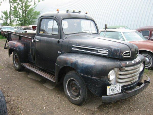 Ford Truck 1949 foto - 4