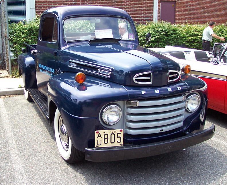 Ford Truck 1950 foto - 1