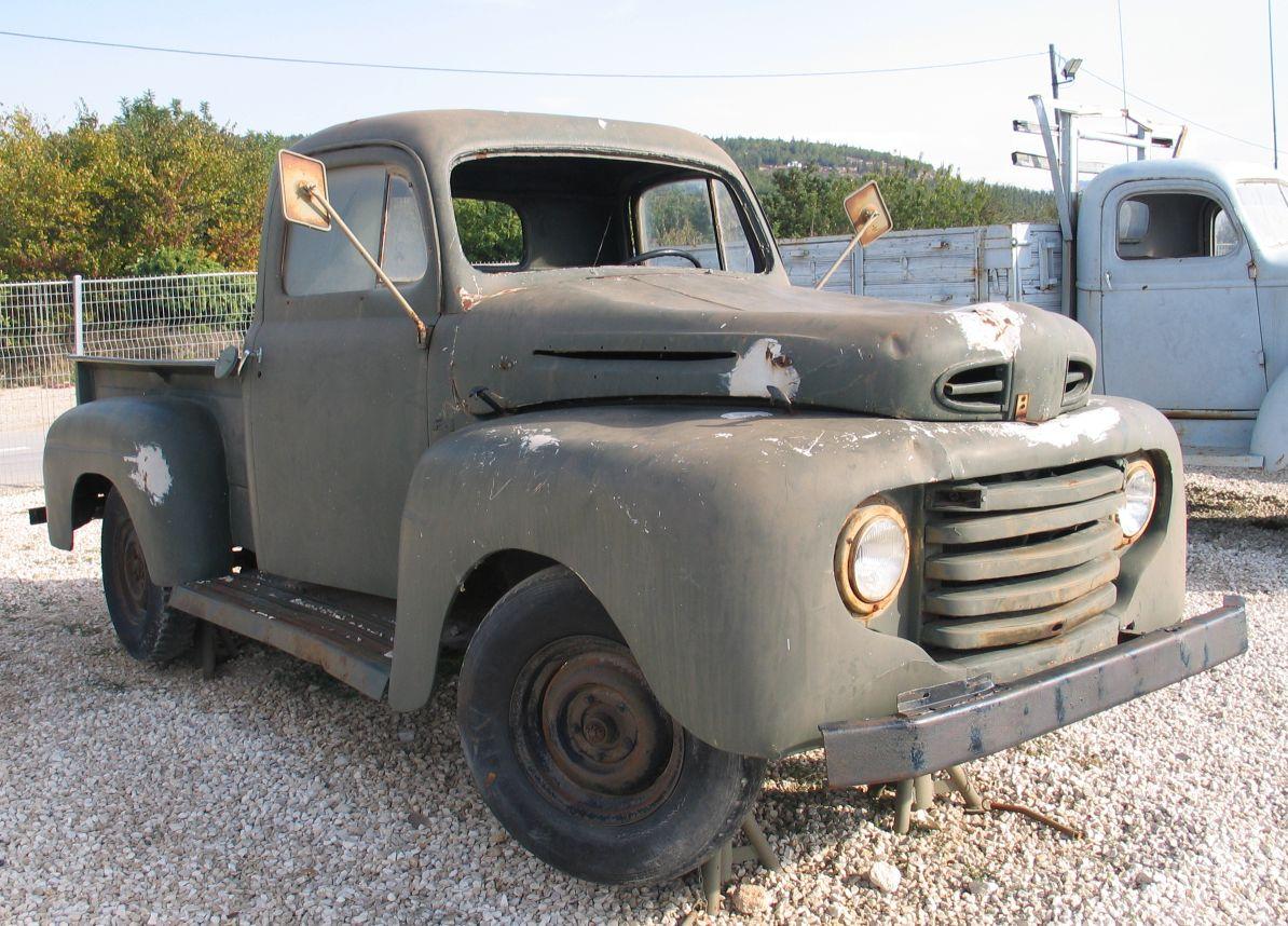 Ford Truck 1950 foto - 5