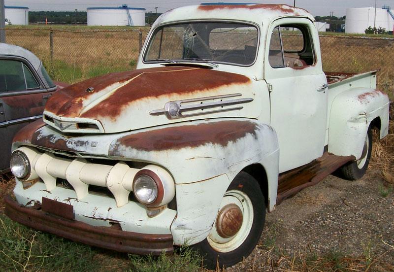 Ford Truck 1952 foto - 1