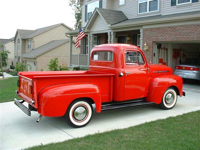Ford Truck 1952 foto - 2