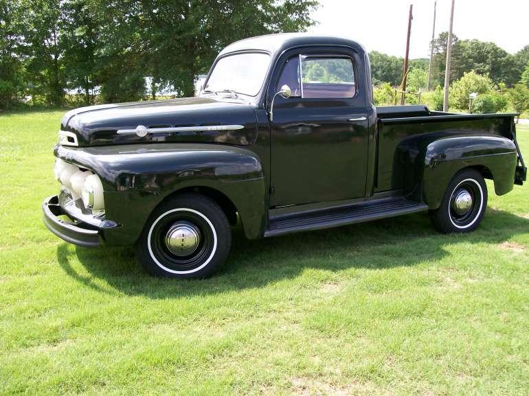 Ford Truck 1952 foto - 3
