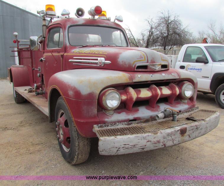 Ford Truck 1952 foto - 4
