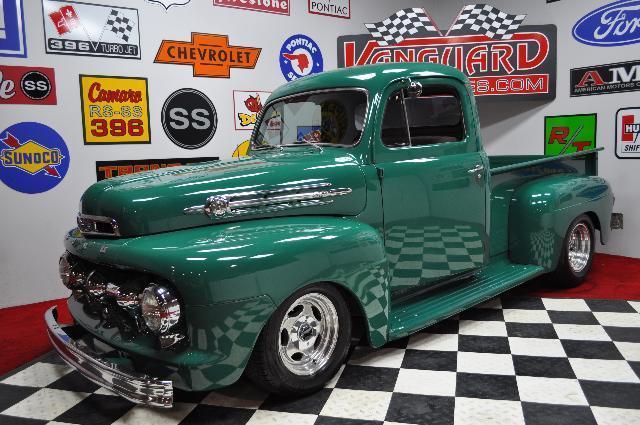Ford Truck 1952 foto - 5