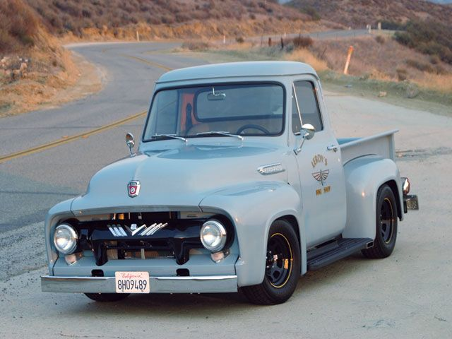 Ford Truck 1954 foto - 2