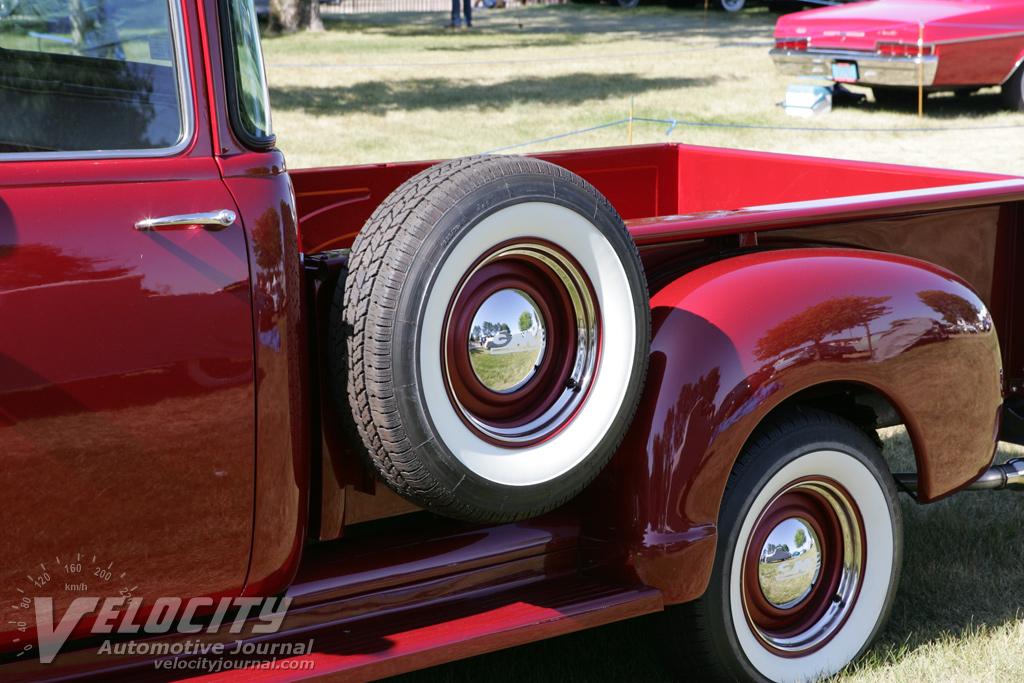 Ford Truck 1954 foto - 3