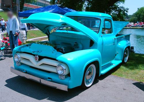 Ford Truck 1955 foto - 1