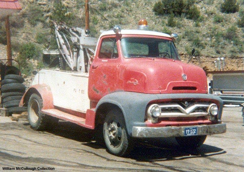Ford Truck 1955 foto - 4