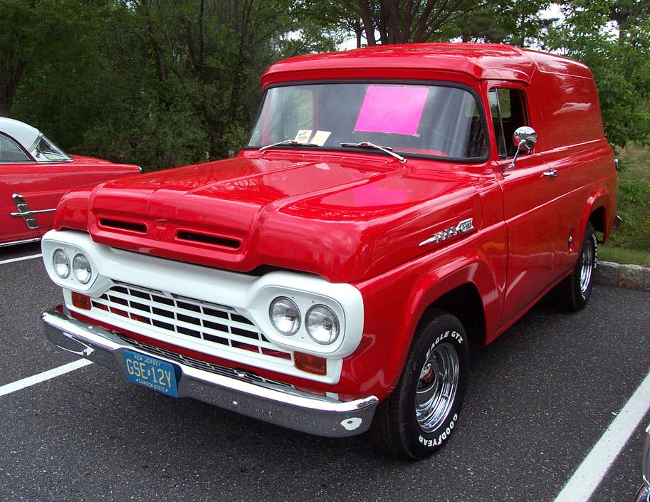 Ford Truck 1957 foto - 1