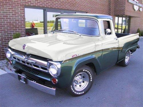 Ford Truck 1957 foto - 2