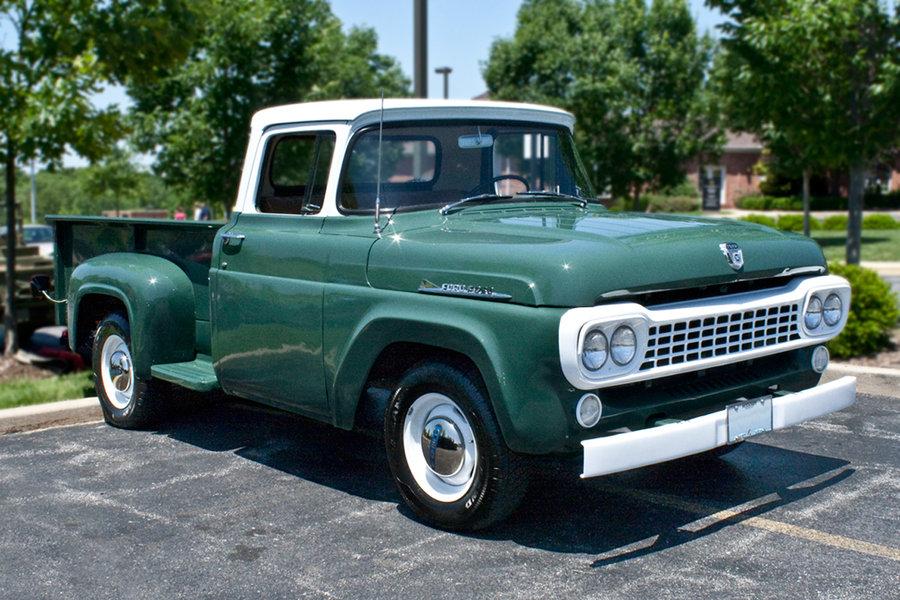 Ford Truck 1958 foto - 1