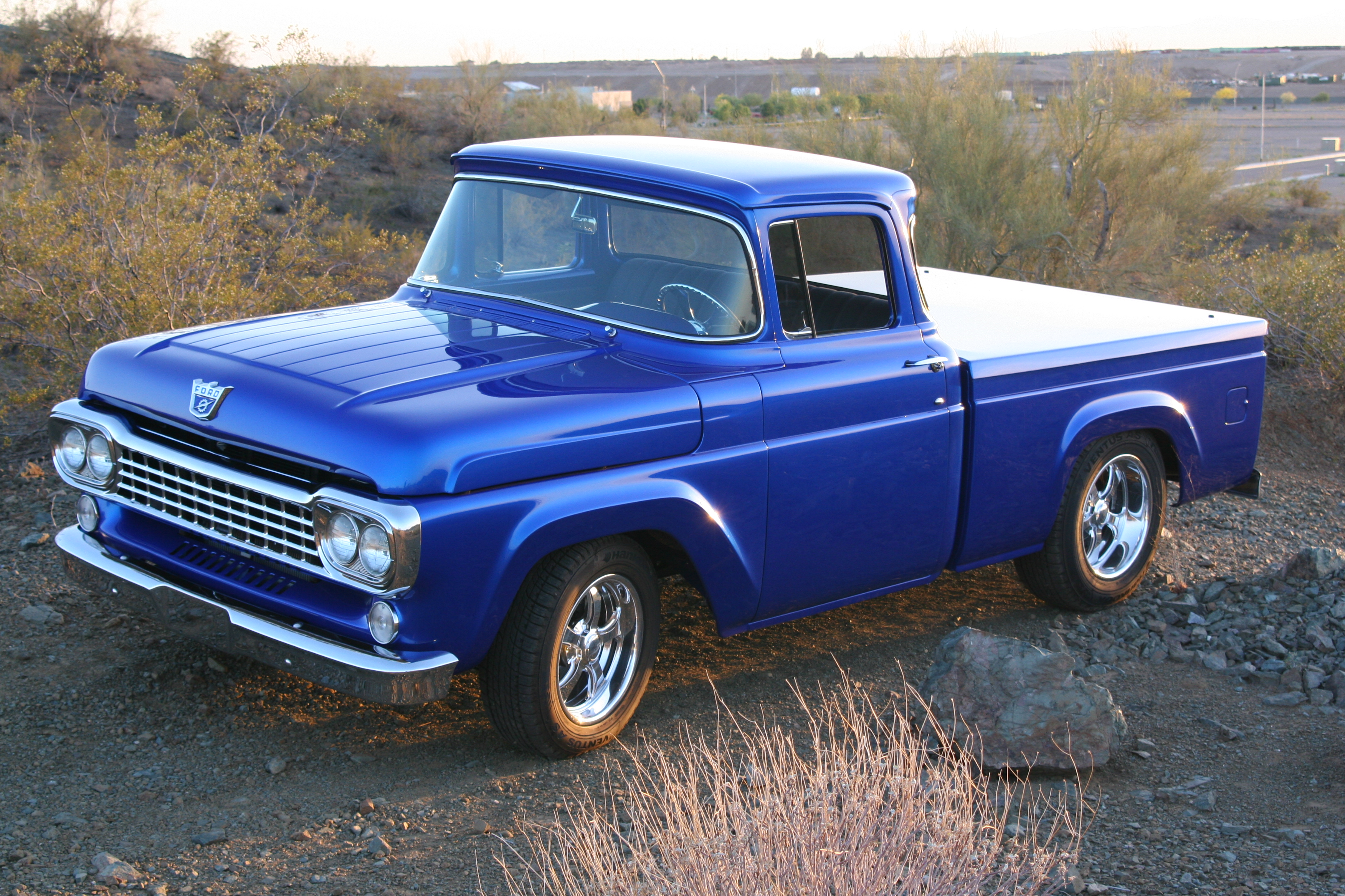 Ford Truck 1958 foto - 4