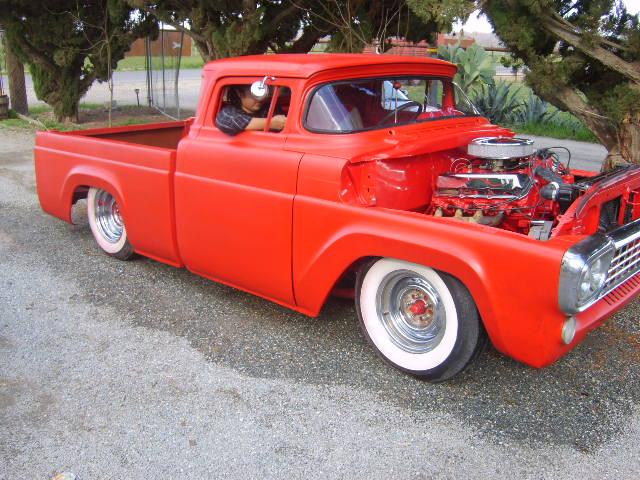 Ford Truck 1959 foto - 3
