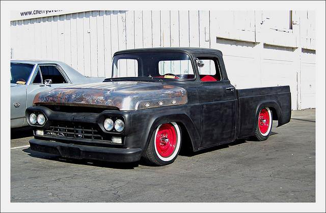Ford Truck 1959 foto - 4