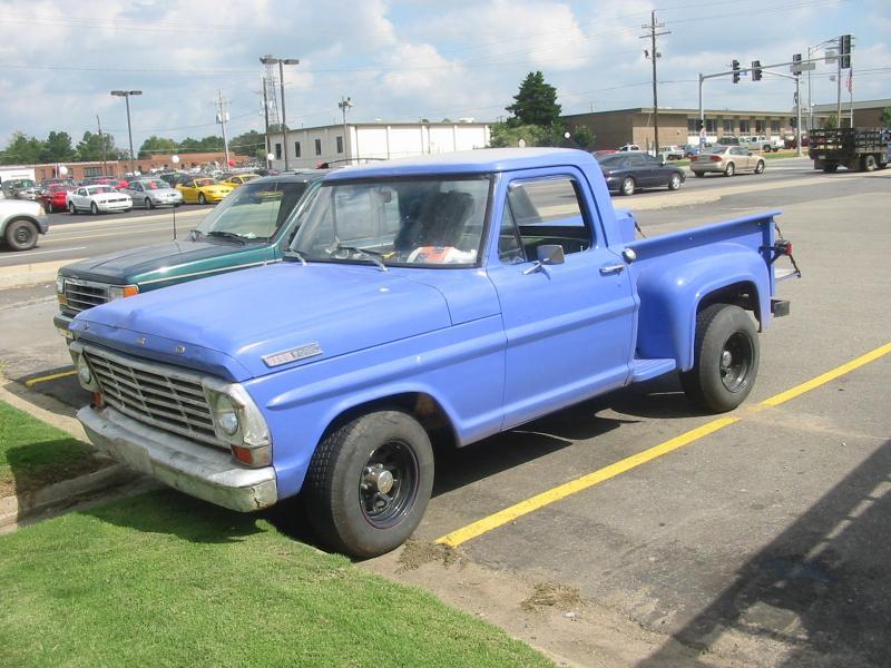 Ford Truck 1963 foto - 4