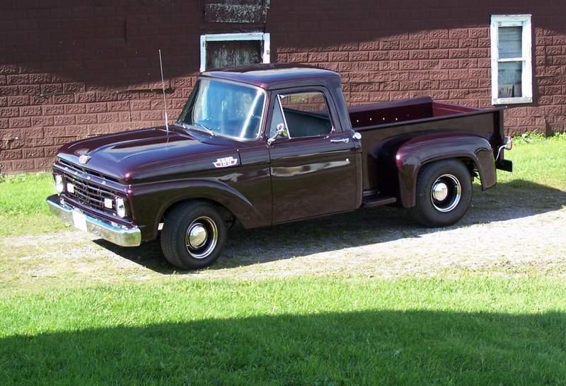 Ford Truck 1963 foto - 5