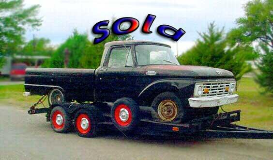 Ford Truck 1964 foto - 1