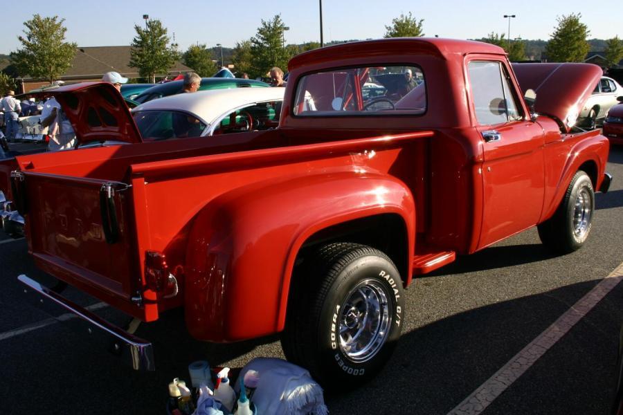 Ford Truck 1964 foto - 2