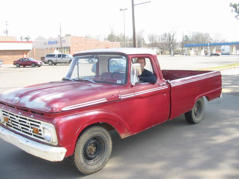 Ford Truck 1964 foto - 3