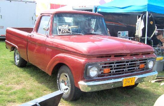 Ford Truck 1964 foto - 4
