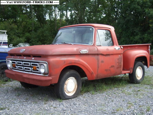 Ford Truck 1964 foto - 5