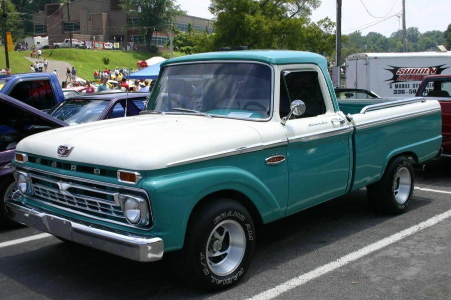 Ford Truck 1966 foto - 4