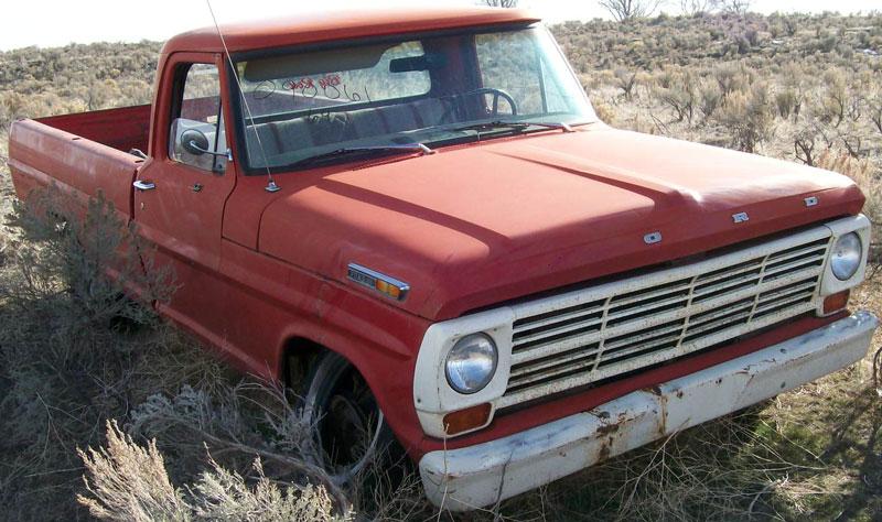 Ford Truck 1969 foto - 1