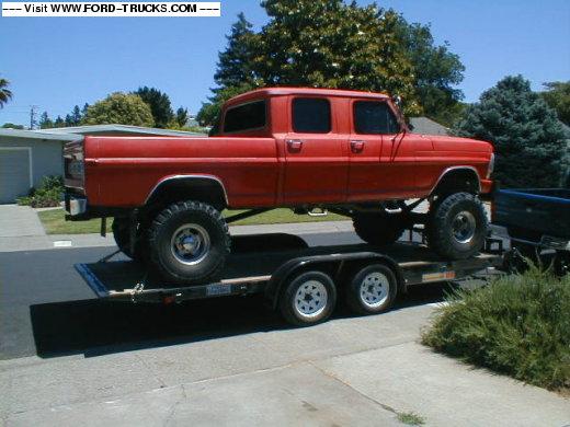 Ford Truck 1969 foto - 3