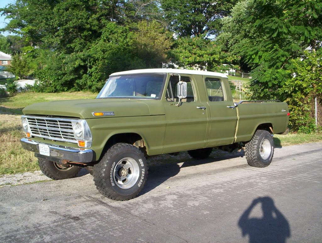Ford Truck 1969 foto - 4