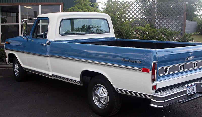 Ford Truck 1970 foto - 2
