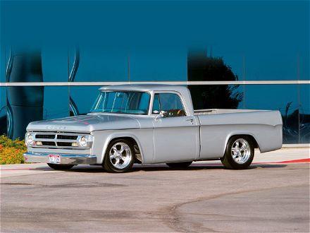 Ford Truck 1970 foto - 5