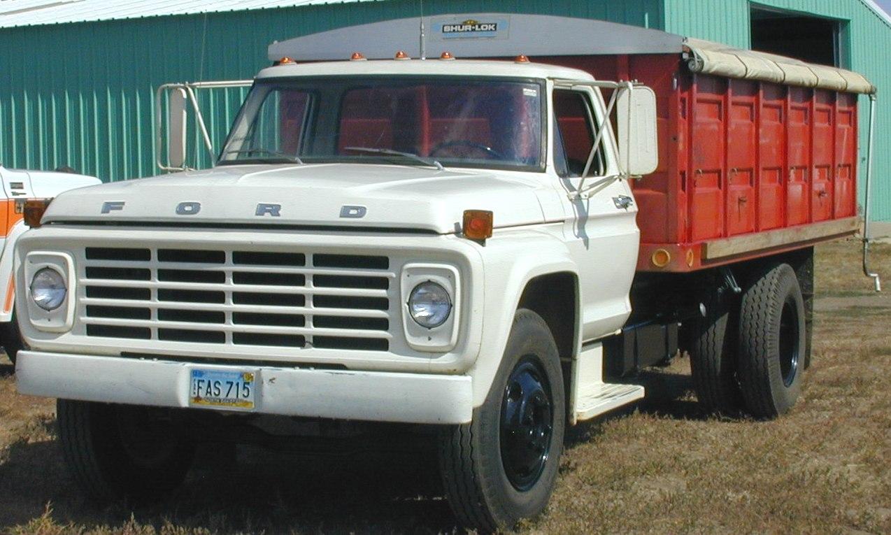 Ford Truck 1974 foto - 1