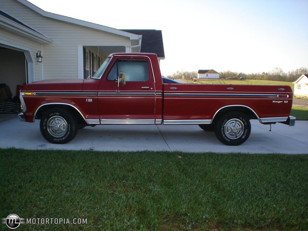 Ford Truck 1974 foto - 2