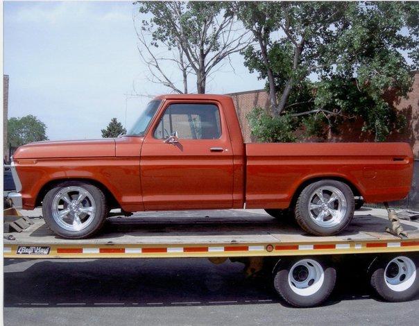 Ford Truck 1974 foto - 3