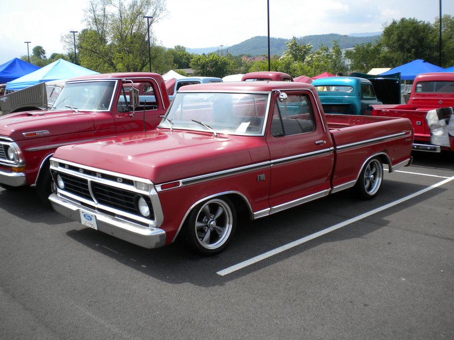 Ford Truck 1974 foto - 5
