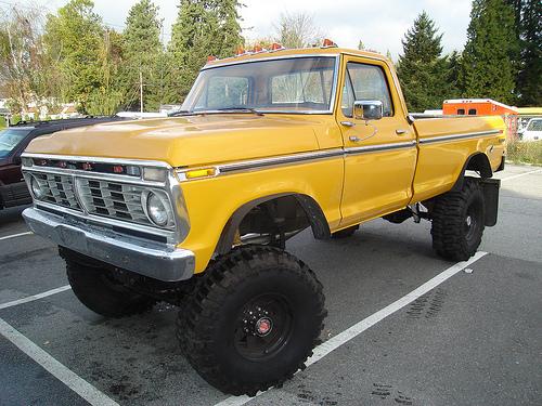 Ford Truck 1975 foto - 1