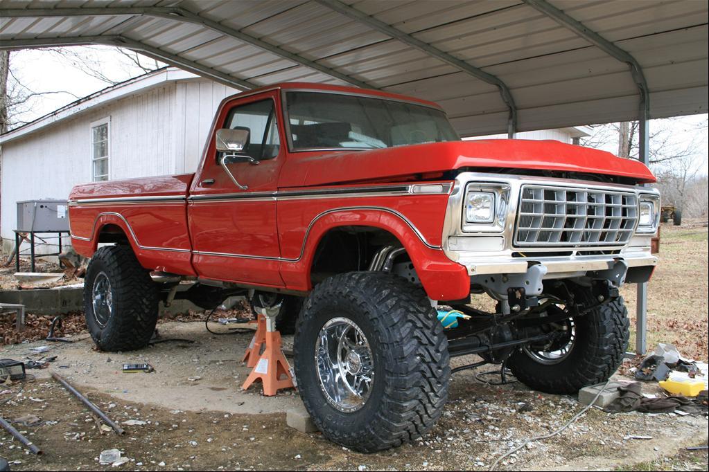 Ford Truck 1975 foto - 4