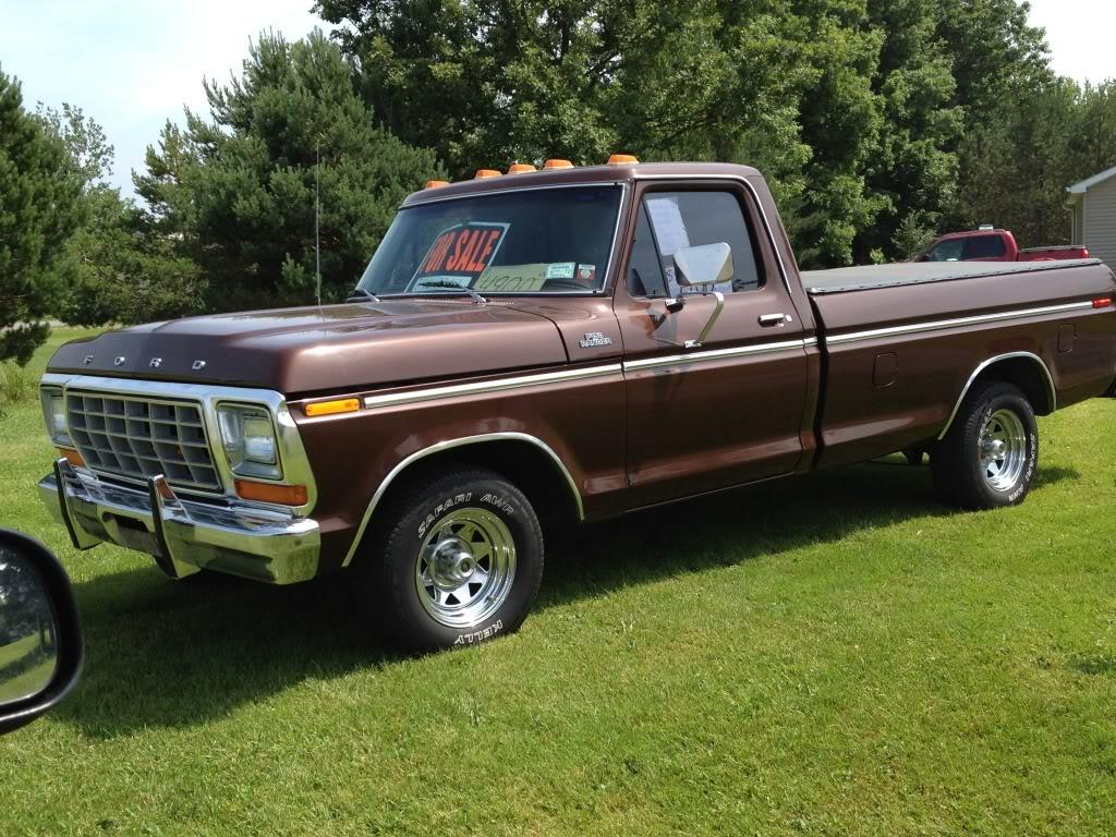 Ford Truck 1978 foto - 3