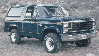 Ford Truck 1980 foto - 5