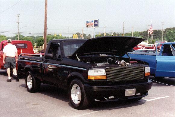 Ford Truck 1990 foto - 1