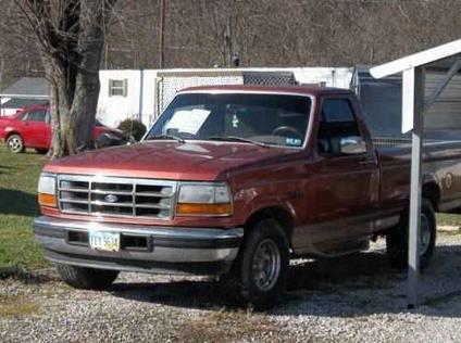 Ford Truck 1995 foto - 5