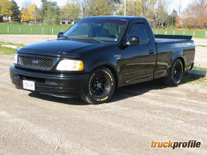 Ford Truck 1998 foto - 1