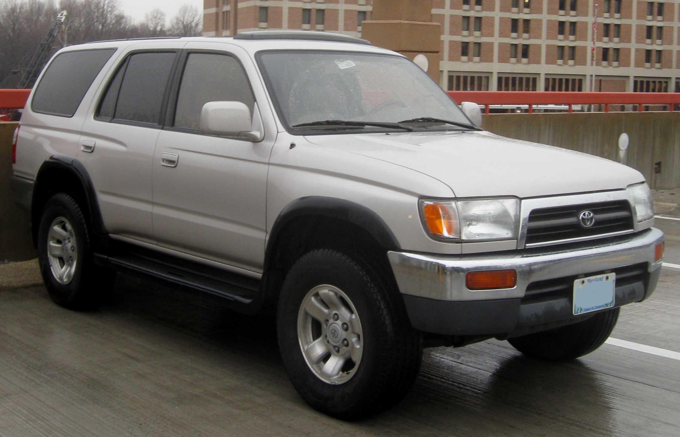 Ford Truck 1998 foto - 4